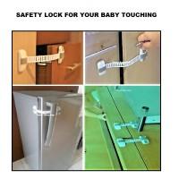 Kunci Pengaman|Laci|Lemari|Kulkas|Es|Pintu|Cabinet|Peti|Alat|Pengunci