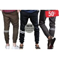 Celana Jogger Pants Strip Naruto 27-32 Limited Edition DC | Vans | PSD