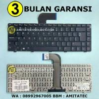 Keyboard Laptop ORIGINAL Dell Inspiron 14R N4050 N4110 M4040