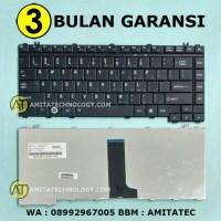 Keyboard Laptop ORIGINAL Toshiba Satellite L510 A200 A300 L310 M200