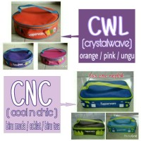 Tas Replika Cool N Chic/Crystalwave Tupperware