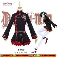 Lenalee Lee D Gray Man Hallow Uwowo Costume Cosplay Import