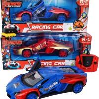 Mainan Mobil RC Lamborghini Avengers - RC Racing Car Avenger