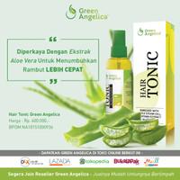 Jual Hair Tonic Penumbuh dan Penyubur Rambut Green Angelica Teruji BPOM Murah