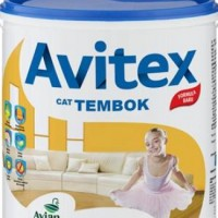 CAT TEMBOK AVITEX INTERIOR 5 KG & 25 KG