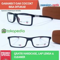 Frame Kacamata TAG HEUER TH-512 - Kualitas Premium 8fd4090bc5
