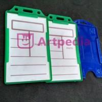 Tempat Id Card / Id Card Holder / Name Tag Holder Warna