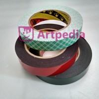 Double Tape Foam 1 inchi