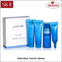LANEIGE Water Bank Trial Kit 4items