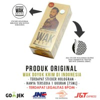 Jual Krim Jambang Wak Doyok Original Hologram Murah