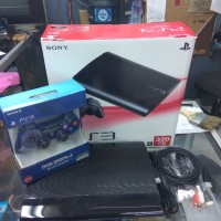 Ps3 Super Slim Hdd 320Gb ISI Full Games PSN bisa ONline