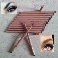 Naked Crayon Putar Eyeliner Putar Naked Warna Hitam dan Coklat
