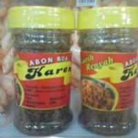 Jual Abon Ikan Roa Khas Manado Merk Karen 100 gram Murah