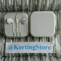 HF / Earphone / Headset iphone 4 5 6 Original OEM