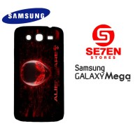 Casing HP Samsung Mega 5,8 alien 2 Custom Hardcase Cover