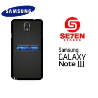 Casing HP Samsung Galaxy Note 3 Asus Logo Custom Hardcase Cover