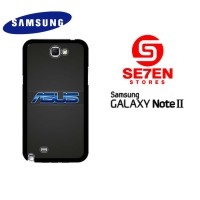 Casing HP Samsung Galaxy Note 2 Asus Logo Custom Hardcase Cover