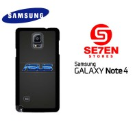 Casing HP Samsung Galaxy Note 4 Asus Logo Custom Hardcase Cover