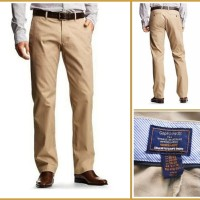 GAP Khakis Tailored Straight Fit Pants Original Size 38