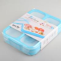 579 NEW Lunch Box Kotak Makan Yooyee 3SEKAT kotak bekal Anti Bocor