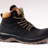harga Sepatu Boot Pria Nike Acg Black Safety Ujung Besi Tracking Hiking Pria Tokopedia.com