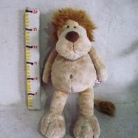 Boneka Singa Lion NICI Genuine Original NICI Plush Doll Vey Soft