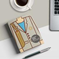 Buku almamater Custom UGM UNIVERSITAS GAJAH MADA KULIAH notebook TULIS