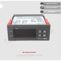 Thermostat digital STC 1000 termostat mesin tetas dll