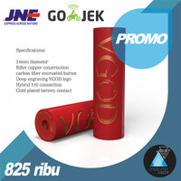 VGOD Pro Mech Mod Authentic - Red