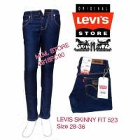 Jual Celana jeans pensil cewe biru dongker termurah Murah
