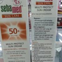 SEBAMED SUN CARE SPF 50 [75ML]