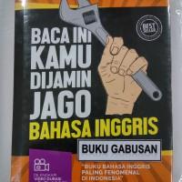 BUKU BEST SELLER BACA INI KAMU DIJAMIN JAGO BAHASA INGGRIS-INSPIRA an