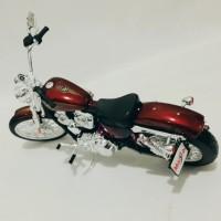 Diecast Harley Davidson XL 1200V Seventy-Two 2012