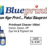 Harga Tinta Blueprint Travelbon.com