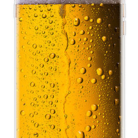 Case (Casing) Softcase Glass of Beer unik & murah for iPhone 5 / 5S/SE