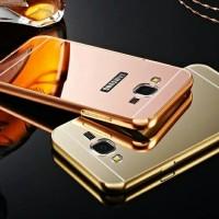 Bumper MIRROR Case Samsung Galaxy Grand 2 Neo G7102 Casing HP Cover
