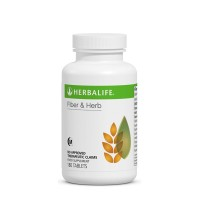 obat herbal alami Herbalife#shake#original Fiber Herb asli