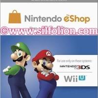 Nintendo eShop $20 3DS Wii U Switch