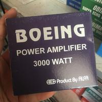 Boeing Power Amplifier 3000 Watt ALFA