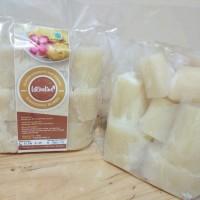Jual Singkong Bumbu Frozen siap saji Murah