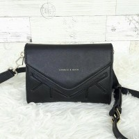 TERMURAH CHARLES & KEITH ENVELOPE CLUTCH