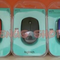 Diskon Logitech Wireless Mouse M171 Original / Mouse Wireless M 171