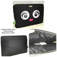 Tas Laptop Branded Original. Kate Spade Laptop Sleeve Cases 13inch NWT