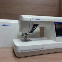 MESIN JAHIT JUKI G210 COMPUTERISED PORTABLE MULTIFUNGSI