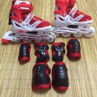Jual sepatu roda anak paket dekker Murah