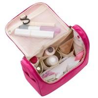 Jual Korean Solid Color Toiletries Bag ( Cosmetic Bag ) Murah