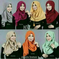 Jilbab amira /Hijab amira /kerudung amira instan
