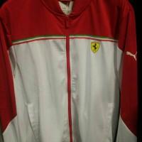 New Puma Ferrari Jacket
