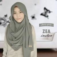 Jual Hijab Pasmina Instan Zea / Pastan Tali Tassel / Grosir Pasmina Murah Murah