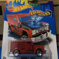 Hot Wheels Armored Truck